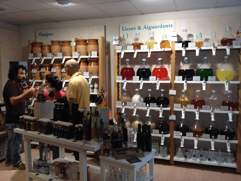 Vinagres Aceites A Granel Tienda Vom Fass Barcelona Tienda De Licor Licor Granel