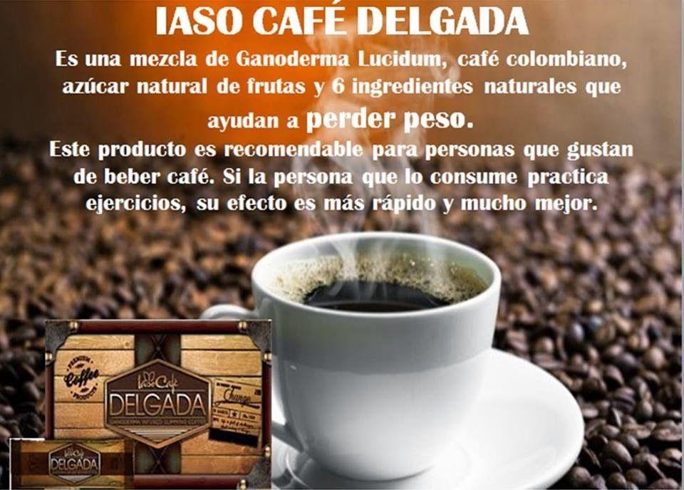 cafe con ganoderma para bajar de peso