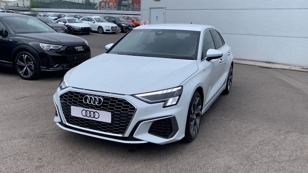 Brand new shape Audi A3 Crewe Audi in 2020 Audi a3