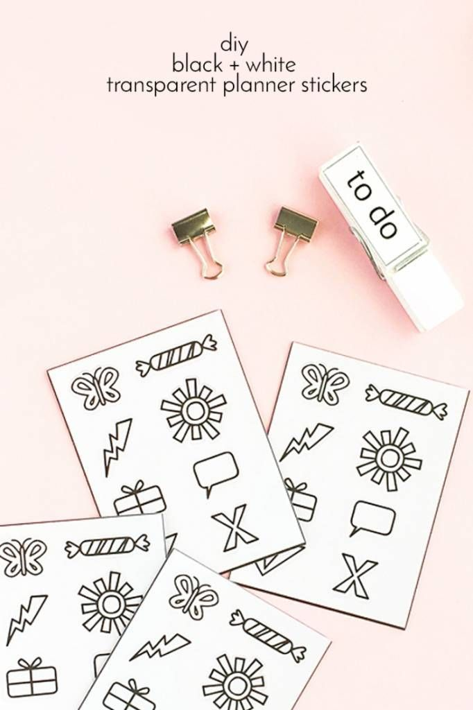 Use clear sticker paper a free dingbat font and your silhouette machine to make these