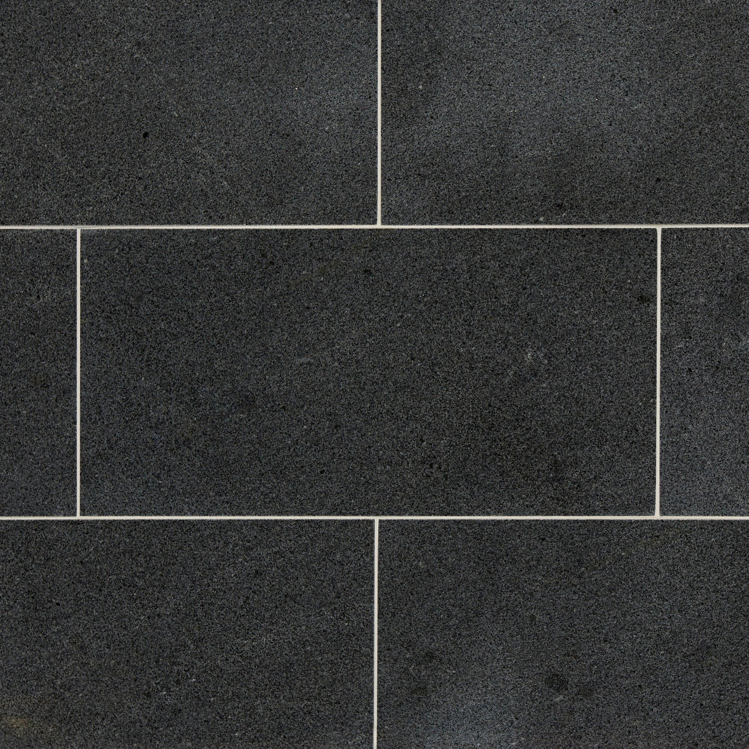 Impala Black Granite Tile Floor Decor In 2020 Black Granite Tile Granite Tile Grey Polished Porcelain Tiles