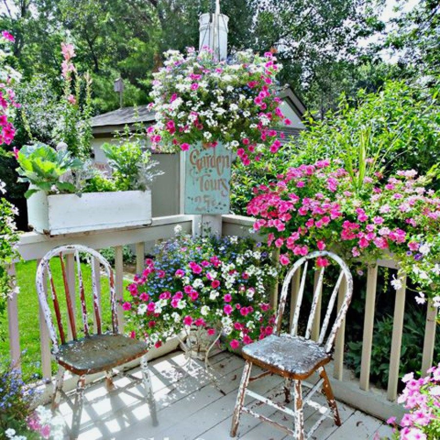 9 Cottage Style Garden Ideas: 10 Easy Potting Shed Transformation Ideas For Your