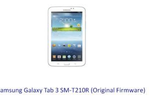 Samsung Galaxy Tab 3 SM-T210R (Original Firmware) | Samsung