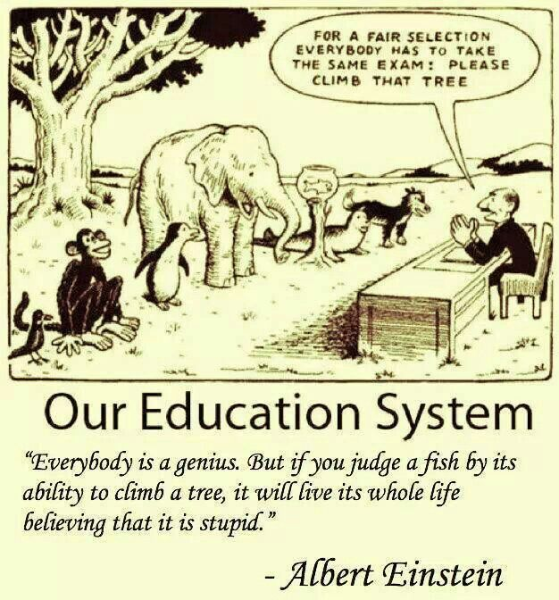 Learning Disorder or Genius? Parents & teachers get it wrong!