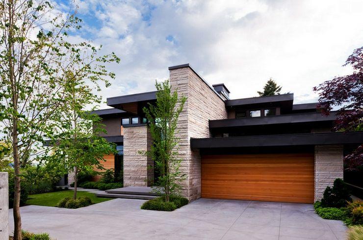 Prestigieuse maison moderne avec vue sur la mer à Vancouver | House ...