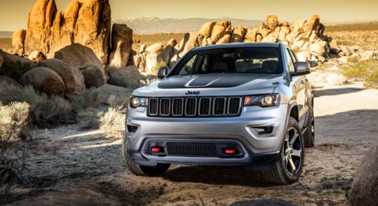 2019 Jeep Grand Cherokee Trailhawk Specs Jeep