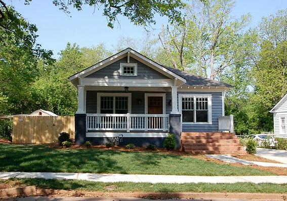 Craftsman bungalow style homes home styles 101 craftsman for Atlanta craftsman homes