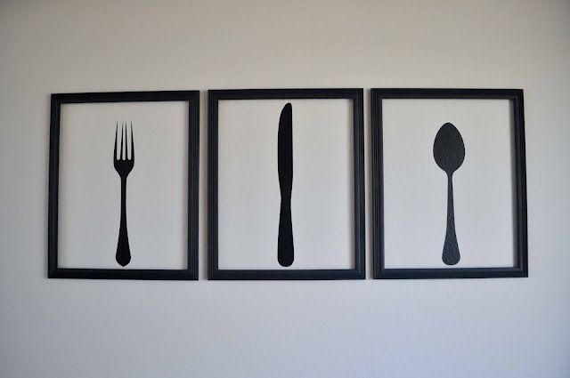 dining room 'art'