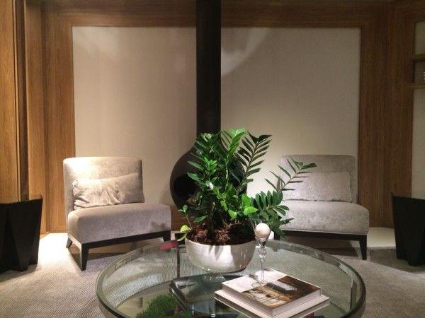 Bate papo na sala de estar como decorar salas grandes for Como decorar sala