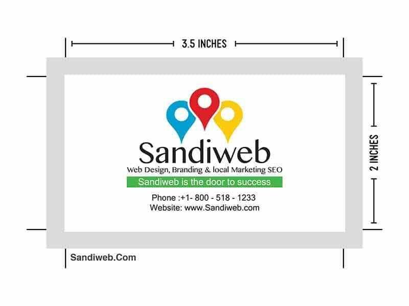 Visitenkarte Größe Von Cm In Verbindung Mit Business Karten