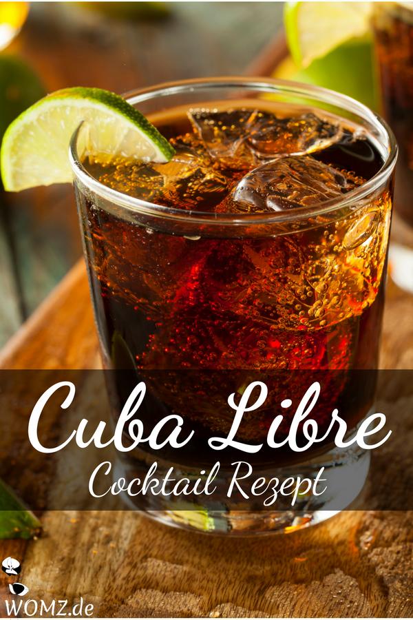 Cocktail Rezepte, beliebte und erfrischende Sommercocktails - WOMZ