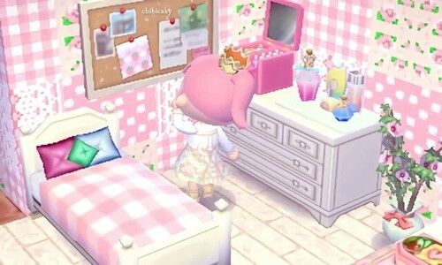 That Looks So Kawaii ェ Animal Room Animal Crossing Qr Animal Crossing Memes