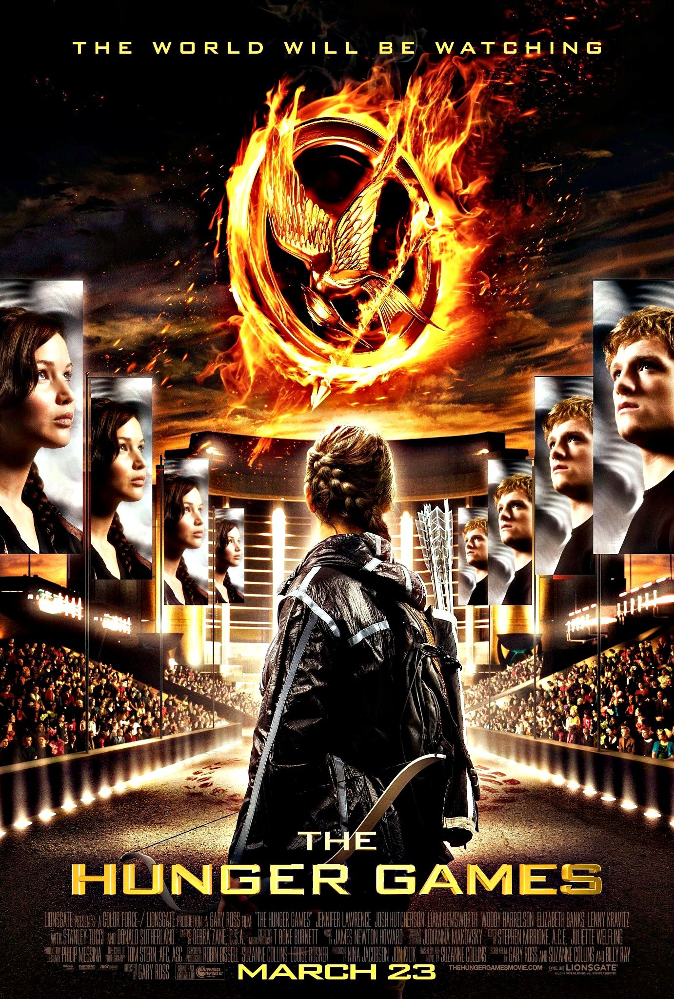 The Hunger Games Hunger Games Movies Hunger Games Poster Hunger Games
