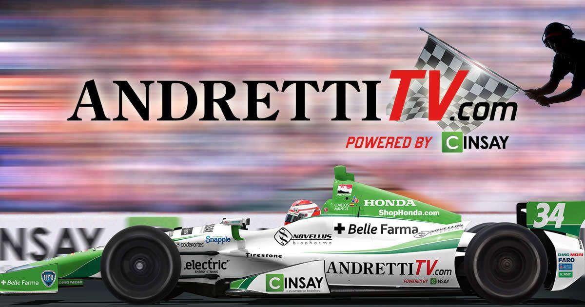 Andretti Autosport Racing Autosport Racing Driver