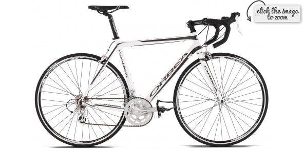 Orbea Aqua T23 2013 White Anthracite Orbea Aqua T23 White 2013 Road Bike 584 10 Sale Beginner Road Bike Bicycle Orbea