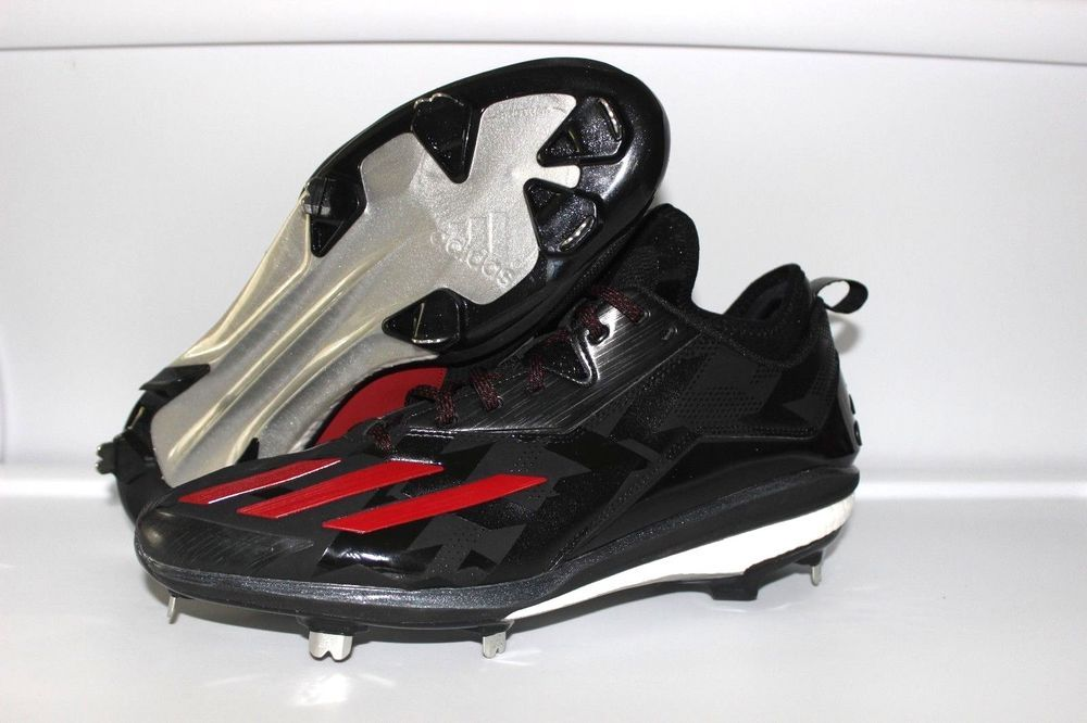 watch best recognized brands Adidas Energy Boost Icon 2.0 Baseball Softball Cleats Men's ...