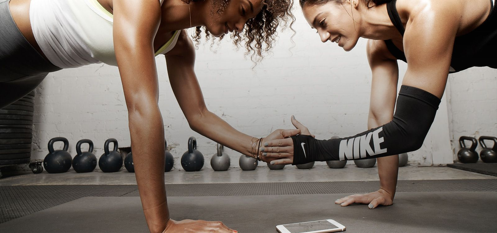 New Nike+ Training Club App Update Inspires Athletes for the New Year