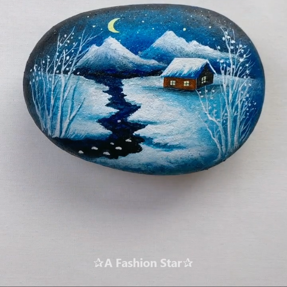 8 Best Rock Painting Ideas That Will Catch Your Eye – Pretty Art For Home Decor #painting