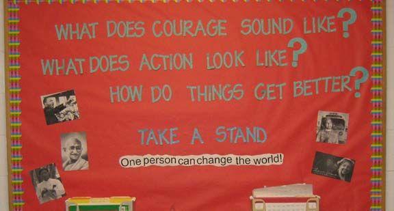 Unit 1 - Taking a Stand | English units, Sixth grade, The unit