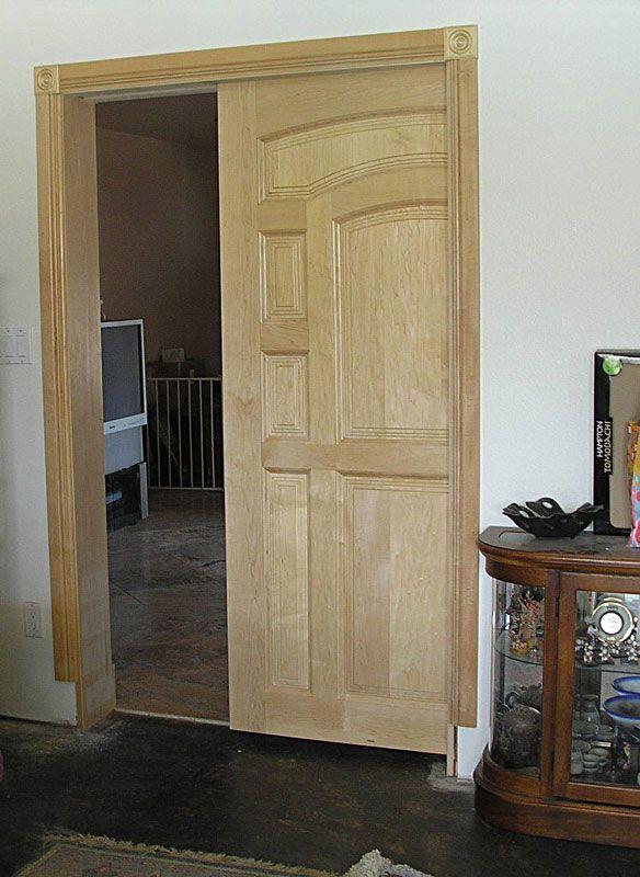 Single Pocket Door Installation, Johnson Hardware Used: 1500 Pocket Door  Frame. CLICK HERE FOR PROJECT DETAILS