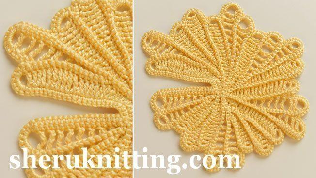 Crochet Elements For Irish Lace #crochetelements Crochet Elements For Irish Lace #crochetelements