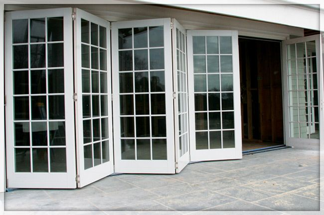 Check out httphomedoorsprices for the best patio doors i love this idea folding patio glass bifold doors exterior planetlyrics Image collections