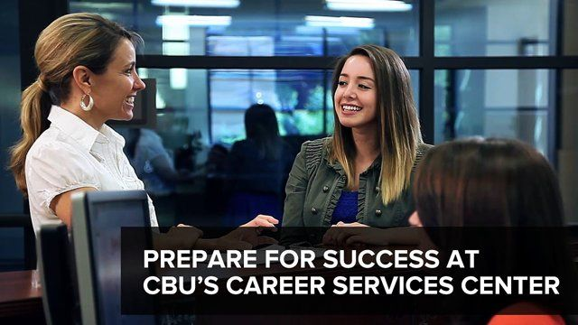 California Baptist University's Career Services team provides a complete package of services that serve student's career planning and preparation needs from the first day of their freshman year through graduation. CBU's Career Services department offers one-on-one counseling, skills development, assessments, workshops on a range of topics ...including resume writing, job interviews and business etiquette. CBU works with employers and students to create meaningful internship opportunities…