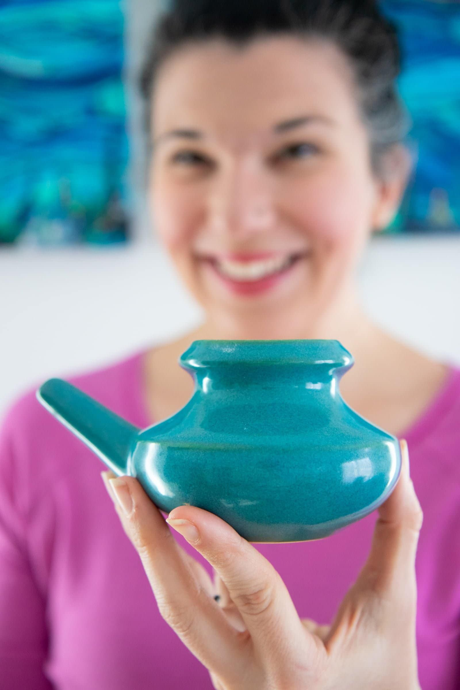 How And Why To Neti Pot Plus Diy Neti Pot Solution Recipe Recipe Neti Pot Neti Pot Solution Seasonal Allergies
