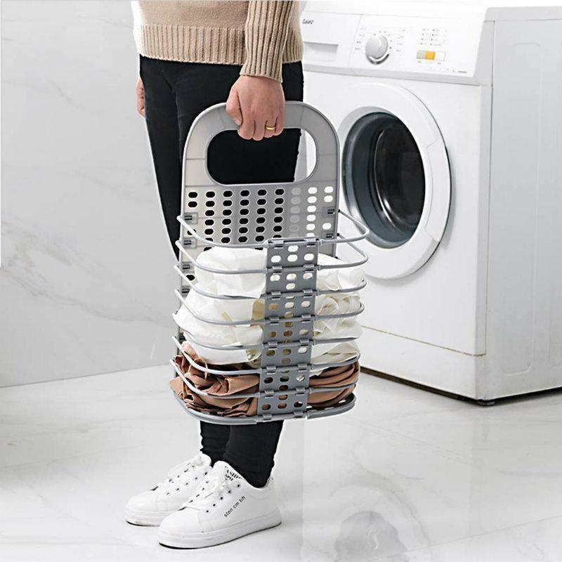 Foldable Hanging Laundry Basket Life Booster Shop Laundry