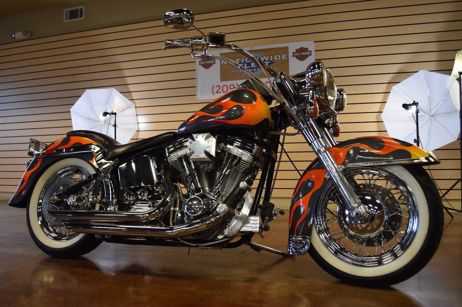 eBay: 2004 Harley-Davidson Softail 2004 Special Construction Softail