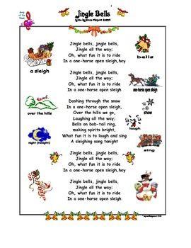 Jingle Bells Christmas Song Popular Christmas Songs Jingle Bells Christmas Songs Lyrics