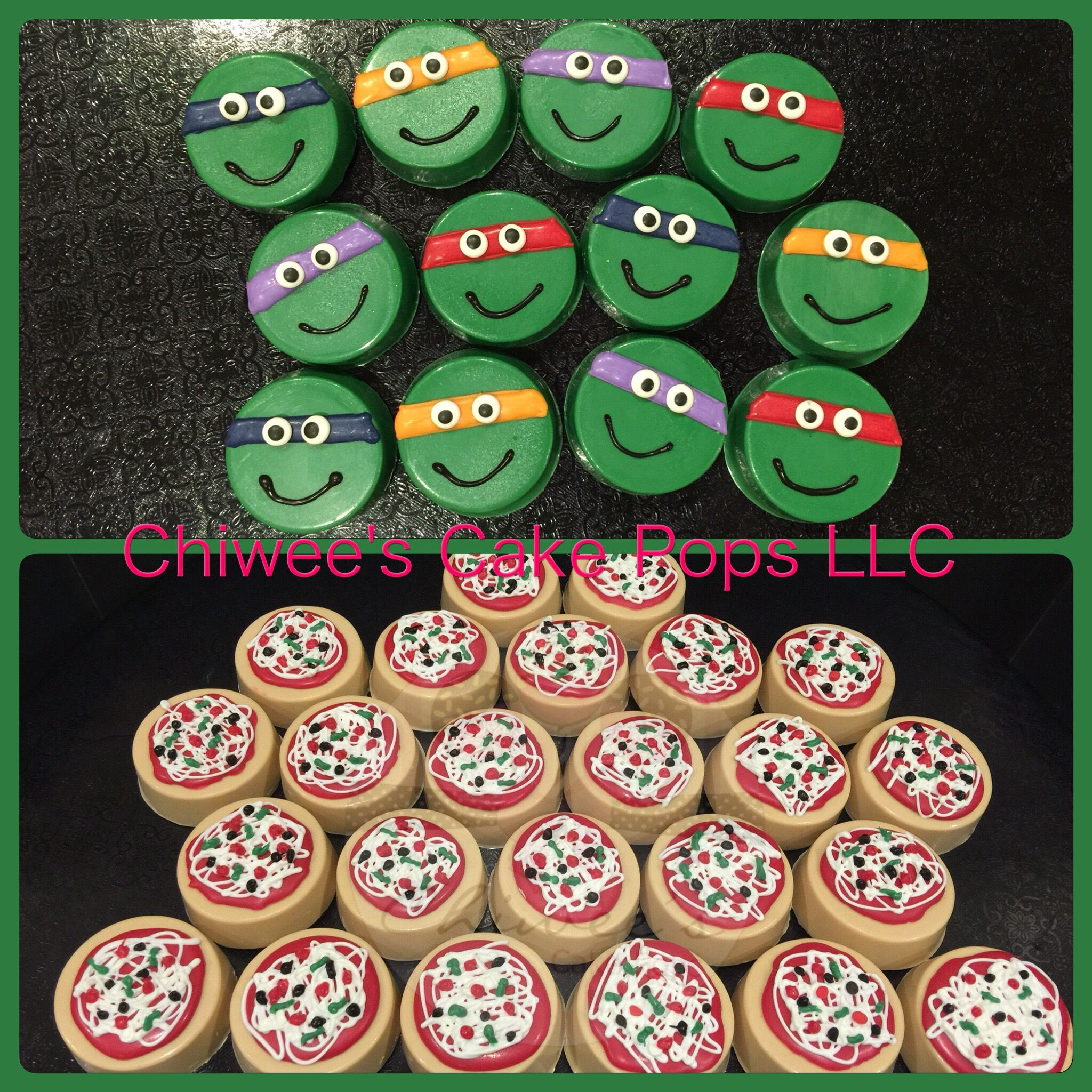Excellent Teenage Mutant Ninja Turtles Silicone Mold Birthday Candy Pan Personalised Birthday Cards Petedlily Jamesorg