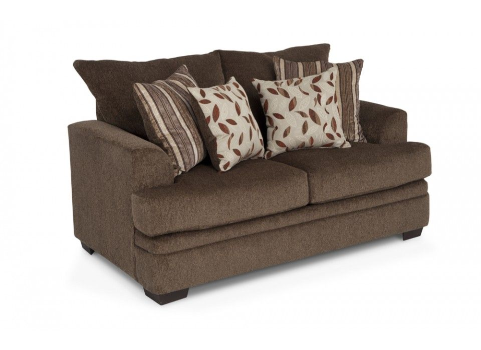 Miranda Loveseat Room Set Neutral Colors And Bobs