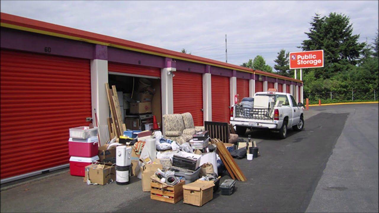 Storage Unit Cleanout Service & Haul Off Junk Removal