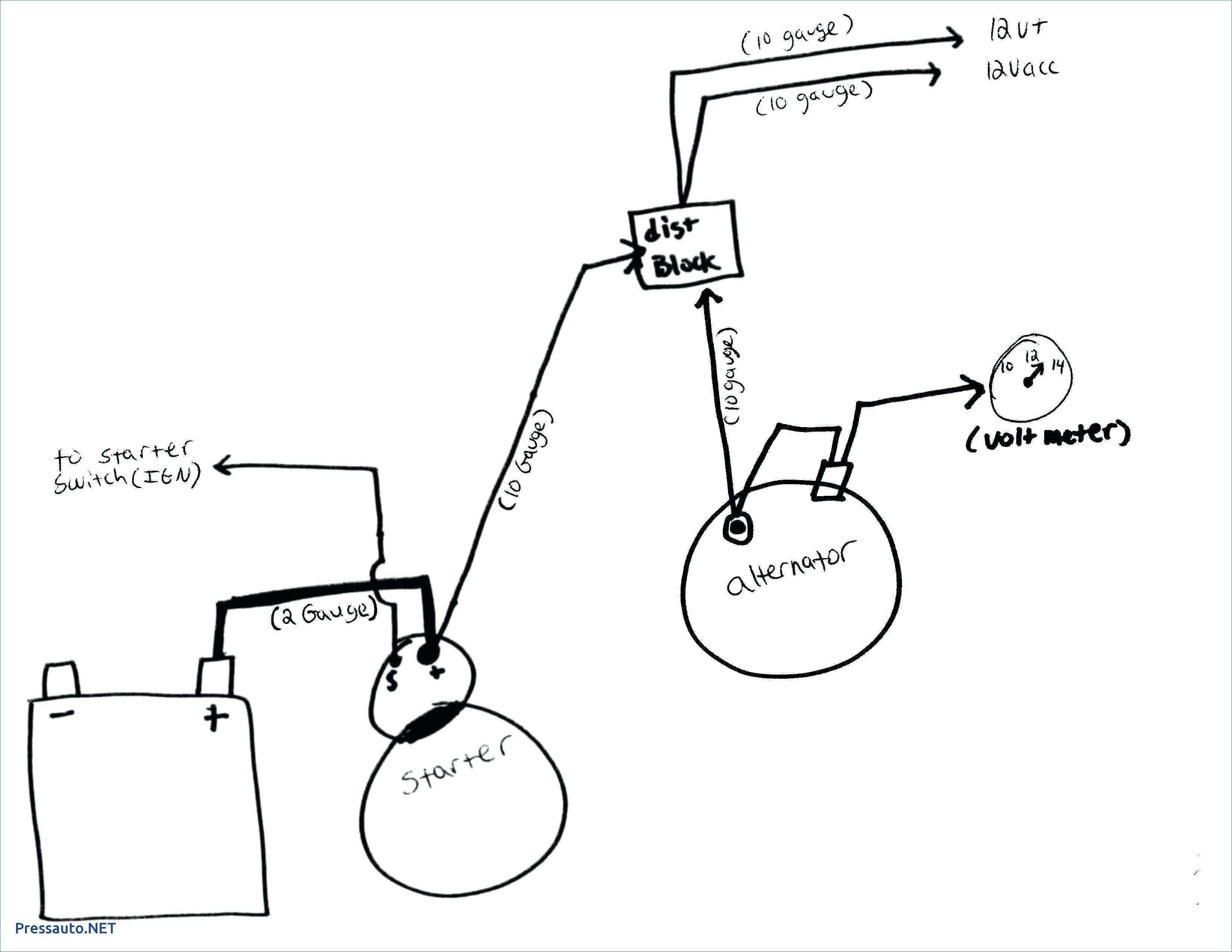 Ac Delco Alt Wiring Diagram