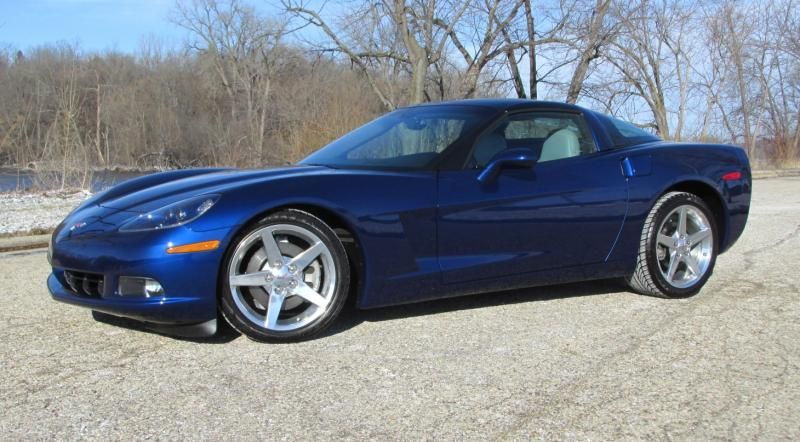 2005 Corvette For Sale >> 2005 Coupe Lemans Blue 6 Spd 9k Miles 2005 Corvette Coupe