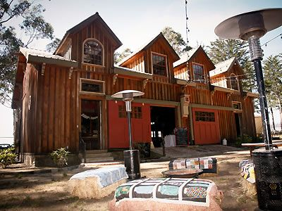 Spring Ranch Mendocino Weddings Barn Wedding Mendocino ...