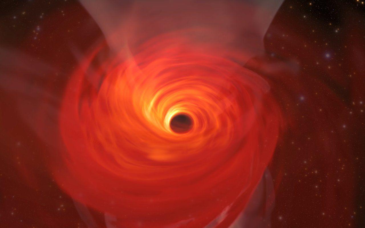 Www Zivilisationen De Quasare Und Schwarze Locher In 2020 Schwarzes Loch Milchstrasse Weltraumteleskop
