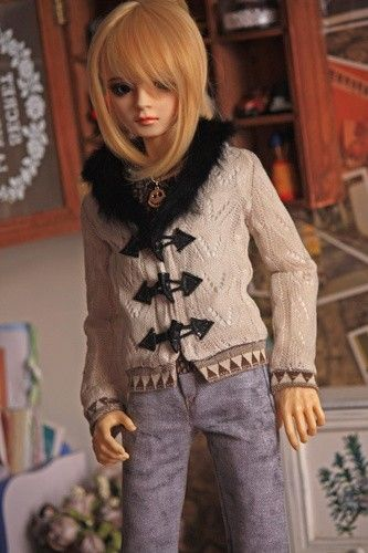 Boy Outfits, BJD Outfits - BJD Accessories, Dolls - Alice's Collections