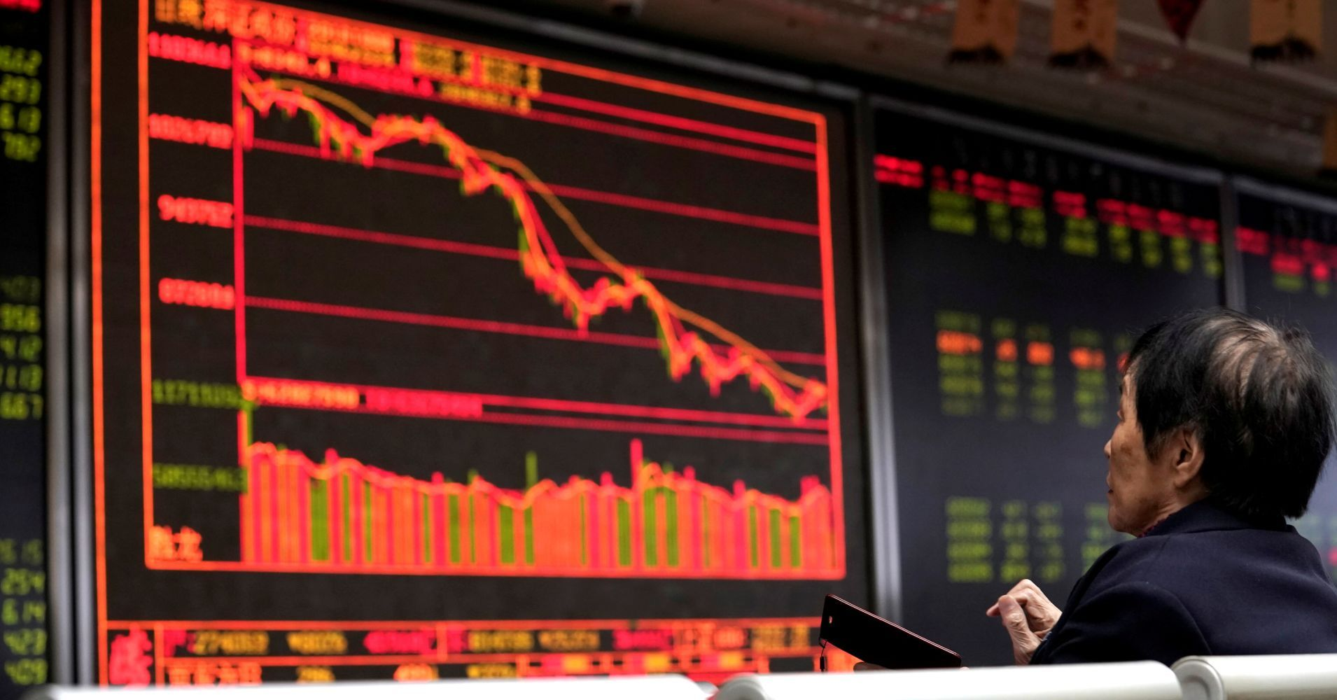 China S Stock Market Is Getting Pummeled And History Shows That Is