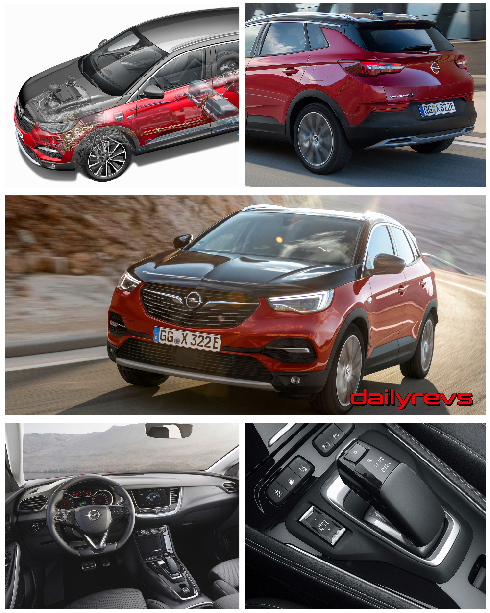 2019 Opel Grandland X Hybrid4 Hd Pictures Videos Specs Information In 2020 Opel 300hp Hd Picture