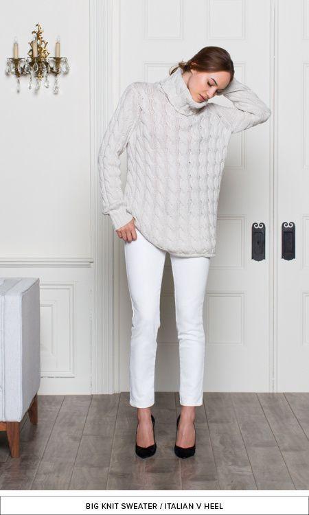 Can I Wear White Pants In Winter - Jon Jean