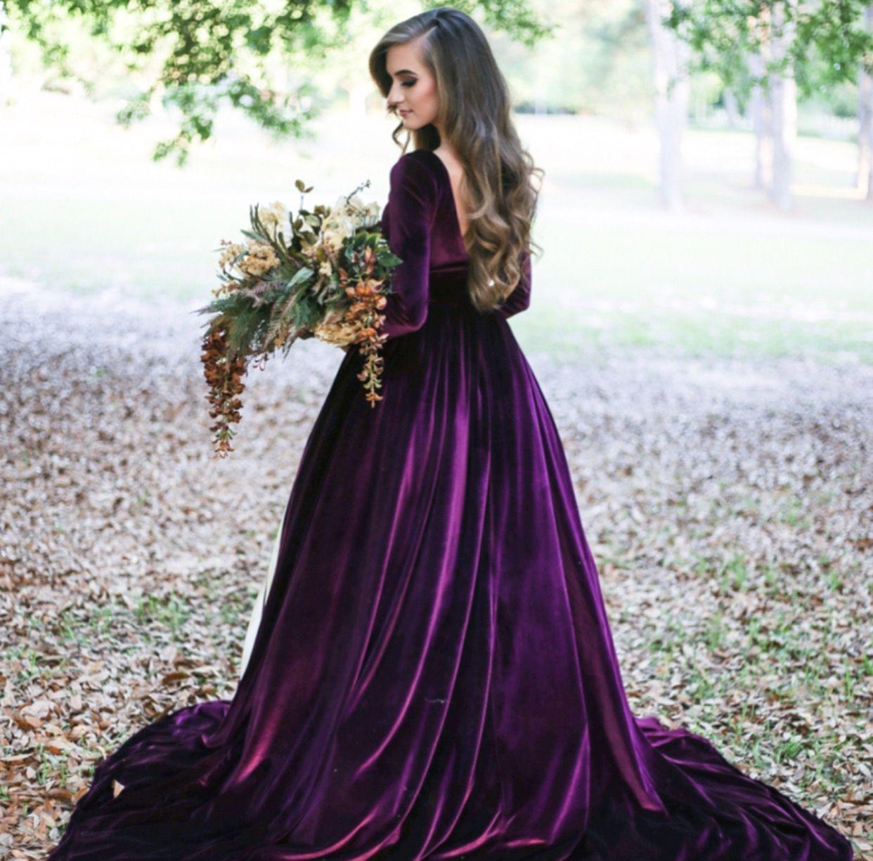 All velvet prom dress dresses to dance the night away