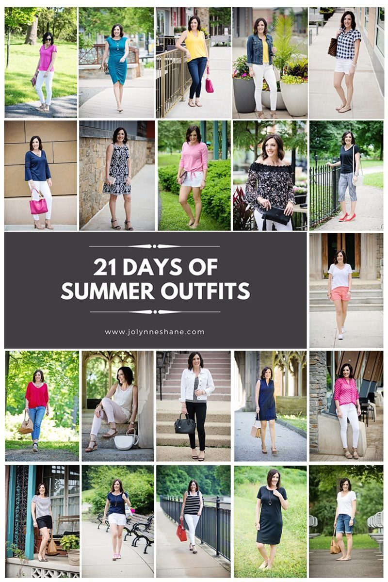 ecc9ea8ab2c9 I love a new week with all of its possibilities. Today I m sharing the 21  summer outfits from my 21 Days of Summer Fashion style series so you have  ...