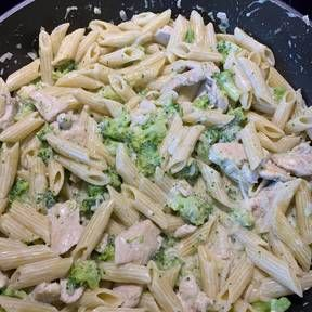 Photo of Creamy Penne with Chicken and Broccoli | Recipe | Kitchen Stori …