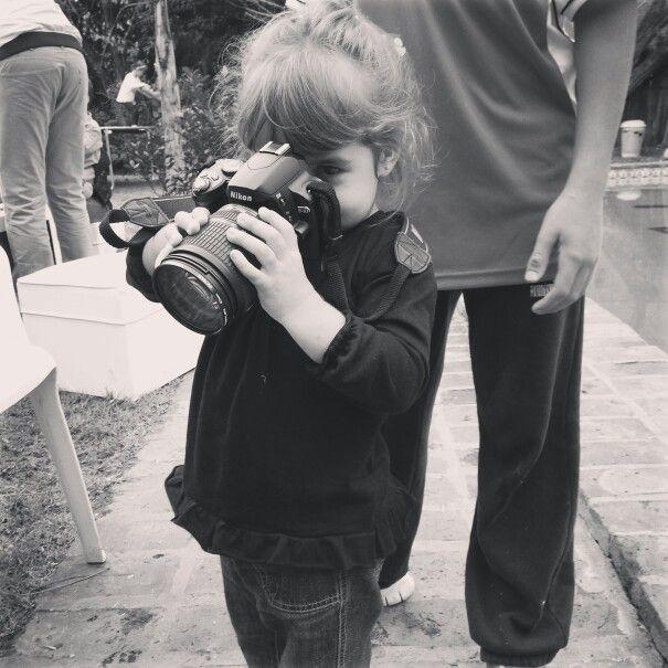 Baby fotografa