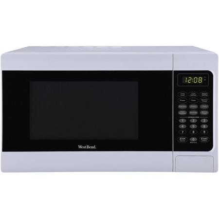 West Bend 0 9 Cu Ft Microwave Oven Microwave Oven Microwave