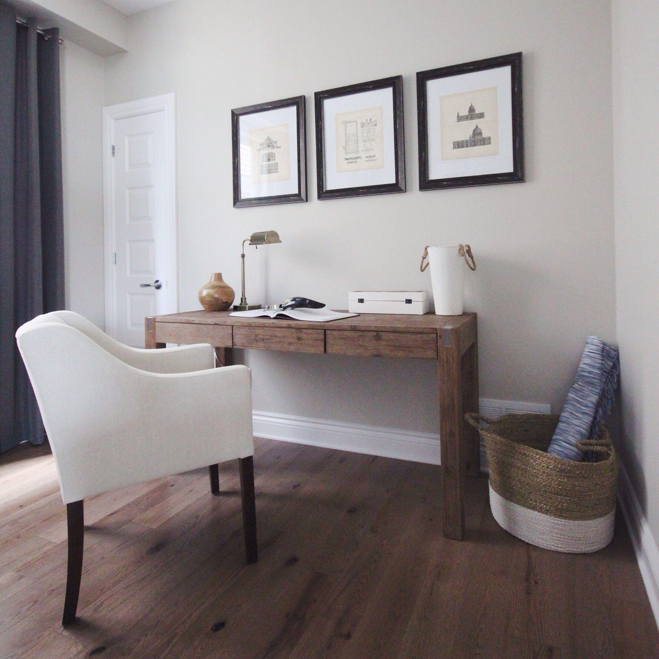 Richcraft Dellwood Model Office In Fernbank Crossing Chair And Desk