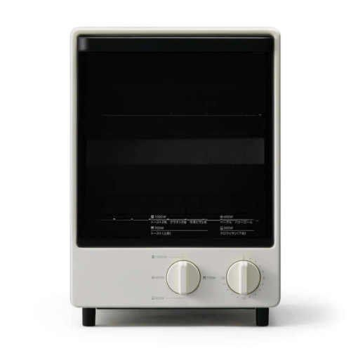 MoMA MUJI Toaster Oven Vertical Type MJ-OTL10A from Japan