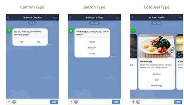 #Programación_y_Diseño #Bot #chat LINE anuncia grandes novedades para desarrolladores